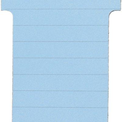 T-kort blå