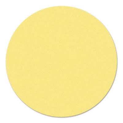 Workshop cirklar gul